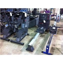 LIFE FITNESS 9500 DIGITAL READ OUT ROWING MACHING