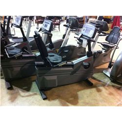 LIFE CYCLE 9500HR RECUMBENT BIKE