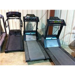 QUINTON CLUB TRACK PLUS HR LIGHT DUTY TREADMILL