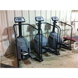 LIFE FITNESS 9100 STEP MACHINE