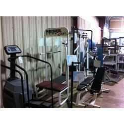 KEISER ZONE MULTI STATION STRETCH SYSTEM