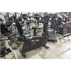 STAR TRAC RB4400 SERIES RECUMBENT BIKE