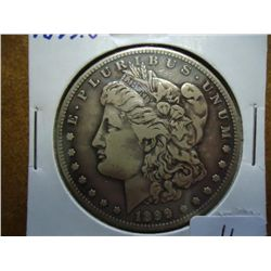 1899-S MORGAN SILVER DOLLAR (BETTER DATE)