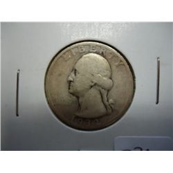 1932-S WASHINGTON SILVER QUARTER (KEY DATE)