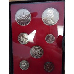 1972 CANADA DOUBLE DOLLAR PROOF SET