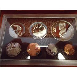 1975 COOK ISLANDS PROOF SET