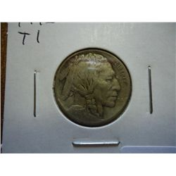 1913 TYPE I BUFFALO NICKEL (VERY FINE)