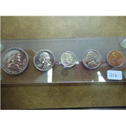 1952 PROOF SET IN PLASTIC (AS SHOWN)