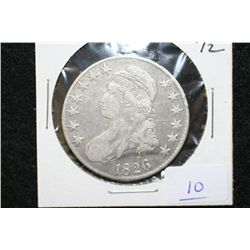 1826 Liberty Bust half dollar