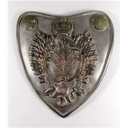 IMPERIAL GERMAN GORGET