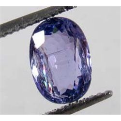1.6 CT SPARKLING UNTREATED NATURAL TANZANITE