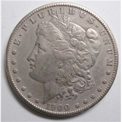 1900-S MORGAN DOLLAR XF/AU