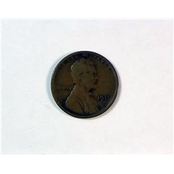 1911-S ONE CENT FINE