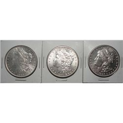 1886-1901O Morgan $  MS63