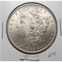 1898O Morgan $  MS63