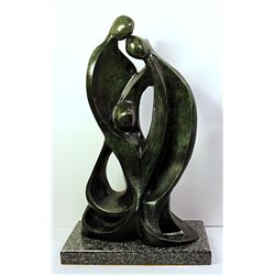 Jacque Lipchitz  Original, limited Edition  Bronze- FAMILY