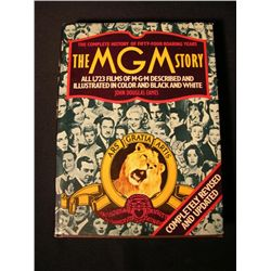 The MGM Story Signed Book