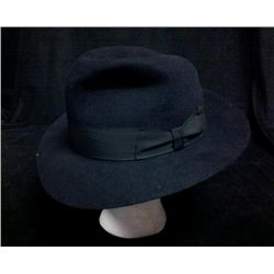"Michael Jackson's Stage Worn ""Billie Jean"" Fedora"