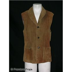 Bo Svenson Screen Worn Vest from Here Come the Brides