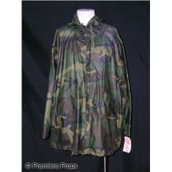 Matthew Broderick Military Rain Jacket from Godzilla