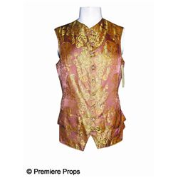 Leo G. Carroll Screen Worn Vest from Clive of India