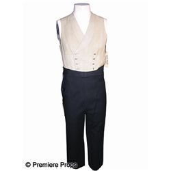 Roland Young Screen Worn Vest and Pants