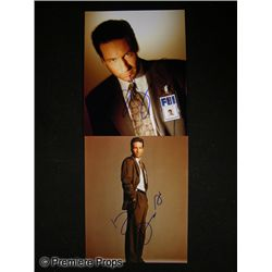 David Duchovny Signed Photos
