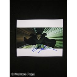 Keanu Reeves Signed Photo