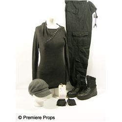 Haywire Mallory (Gina Carano) Movie Costumes
