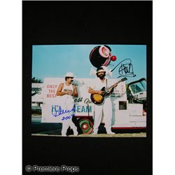 Cheech and Chong Signed Photo