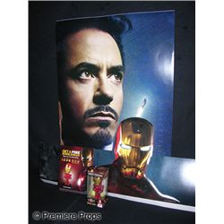 Iron Man Promo Items
