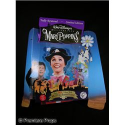 Sherman Bros. Signed Mary Poppins Display