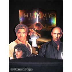 Mummy Returns Video Displays