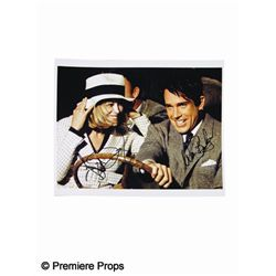 Faye Dunaway and Warren Beatty Signed Photo