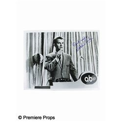 Dick Clark Signed Photo