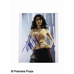 Salma Hayek Signed Photo