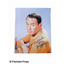 Joey Bishop Signed Photo