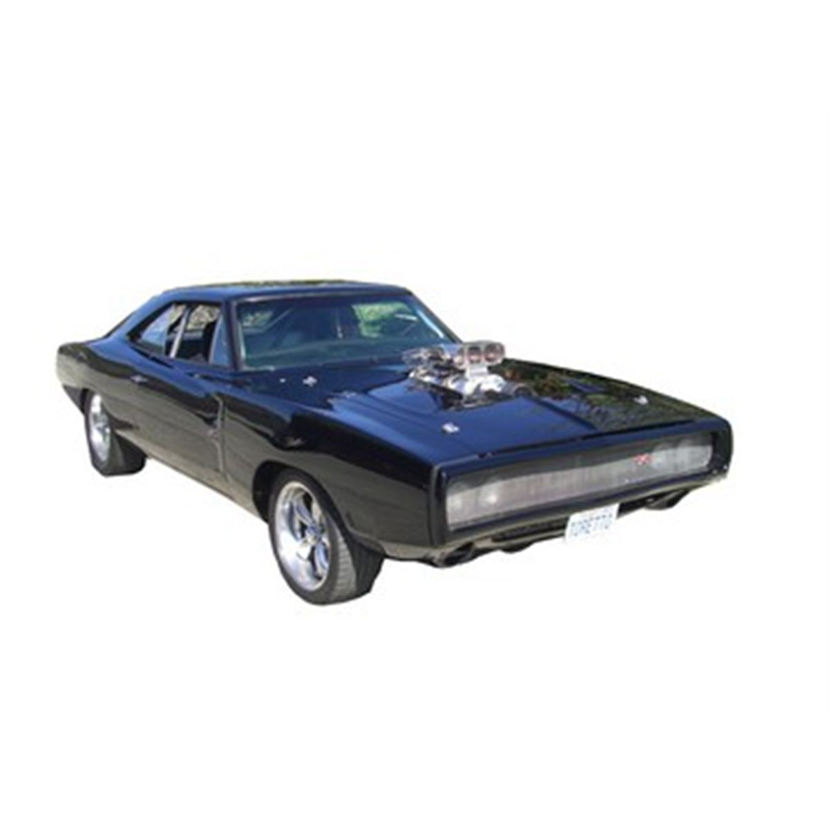 Vin Diesel's 1969 Dodge Charger From Fast And Furious 4