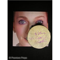 Judy Collins Signed Tambourine and Record