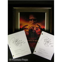 Lot of Signed Items from John Carpenter Films