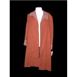 Joseph Schildkraut Screen Worn Coat