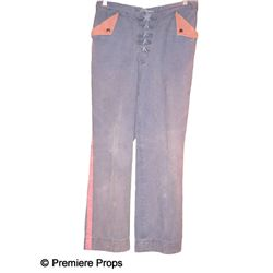 Twenty Thousand Leagues Beneath the Sea Screen Worn Pants