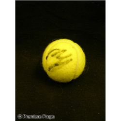 Andy Roddick Signed Ball