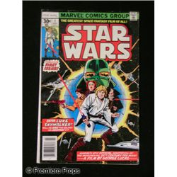 Star Wars Comic Book 1977 #1