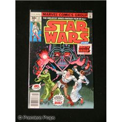 Star Wars Comic Book 1977 #4