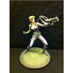 Cyber Force Statue