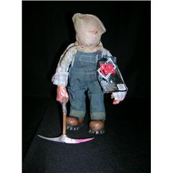 Friday the 13th Part 5: A New Beginning Jason Vorhees (Tom Morga) Photo and Jason Doll