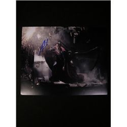 Henry Cavill Signed Superman Photo