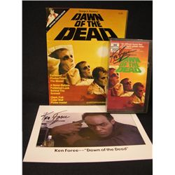 Dawn of the Dead (1979) Signed Items