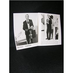 Fred Astaire Signed Photos
